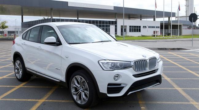 BMW X4 nacional