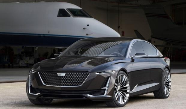 Cadillac Escala Concept 1