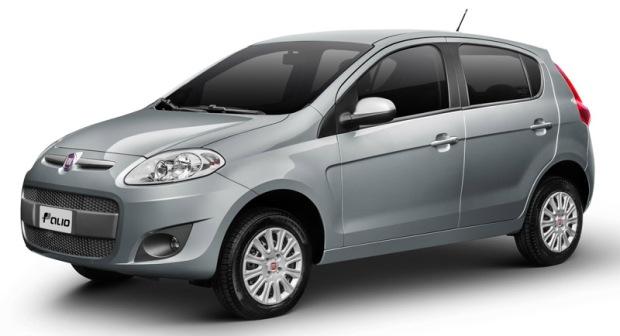 Fiat Palio 2017 Attractive 1.4 01