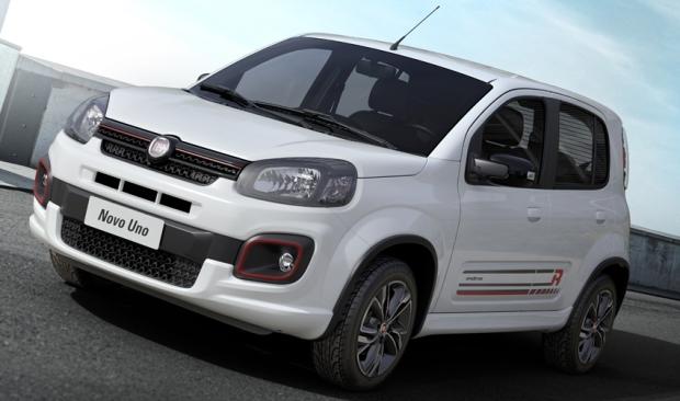Fiat Uno 2017 GSE