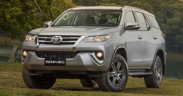 Toyota SW4 2017 Flex - 0