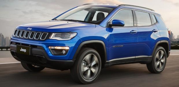 Jeep Compass Faz Estreia Global No Brasil  Ele Parte De R  99 990  U2013 All The Cars