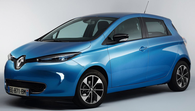 renault amplia autonomia do zoe all the cars. Black Bedroom Furniture Sets. Home Design Ideas