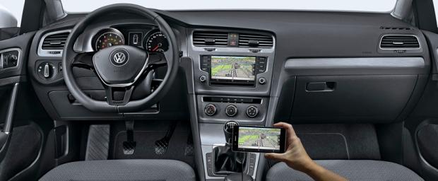 Volkswagen Golf TSI 2107 Comfortline