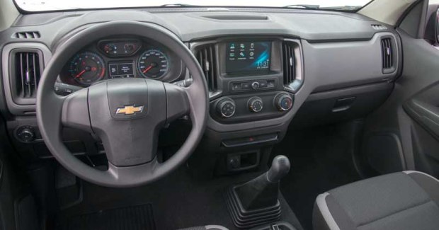 2017 Chevrolet S10 Advantage