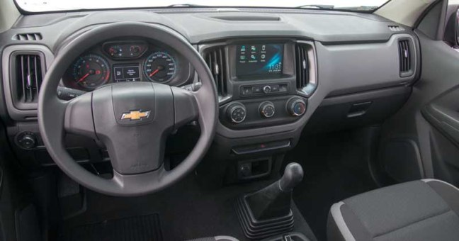 2017 Chevrolet S10 Advantage