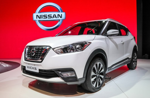 Kicks SV amplia oferta do novo crossover global da Nissan no Bra