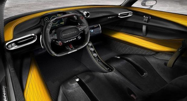 Hennessey Venom F5 Interior20