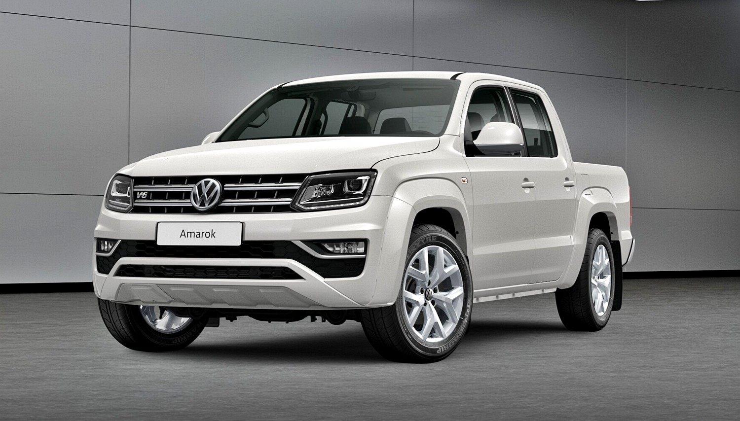 vw amarok v6 esgota em dois dias all the cars. Black Bedroom Furniture Sets. Home Design Ideas