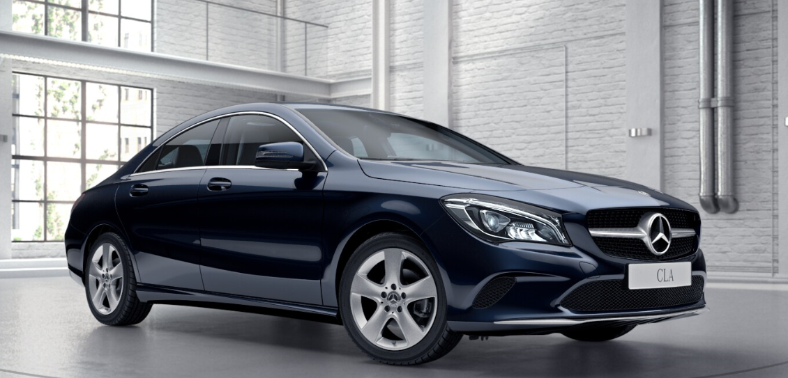 Mercedes benz cla180 chega ao brasil all the cars for Mercedes benz brasil