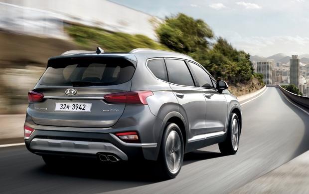 Hyundai Santa Fe 2019 - 03