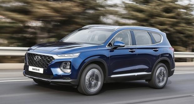 Hyundai Santa Fe 2019 - 04