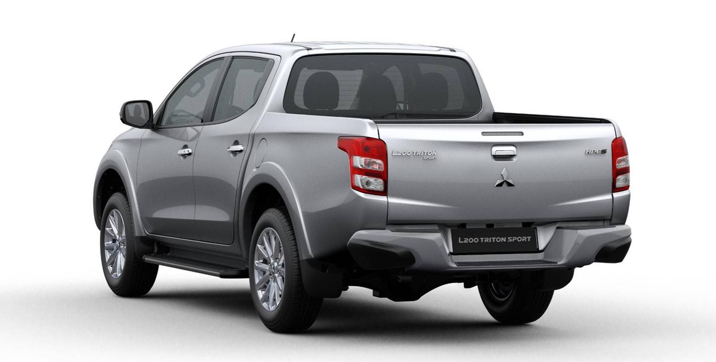 b6ab1f6a8c430 Mitsubishi registra reestilização da L200 Triton no Brasil  novidade ...