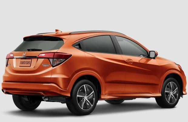 Honda HR-V EUA 2019 - 03