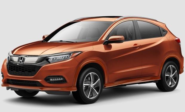 Honda HR-V EUA 2019 - 04