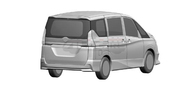 Minivan Nissan Serena tem patente confirmada no Brasil Nissan-serena-brasil-registro-inpi2