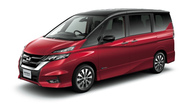 Minivan Nissan Serena tem patente confirmada no Brasil Nissan-serena-highway-star