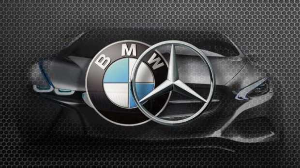 BMW Mercedes-Benz Daimler