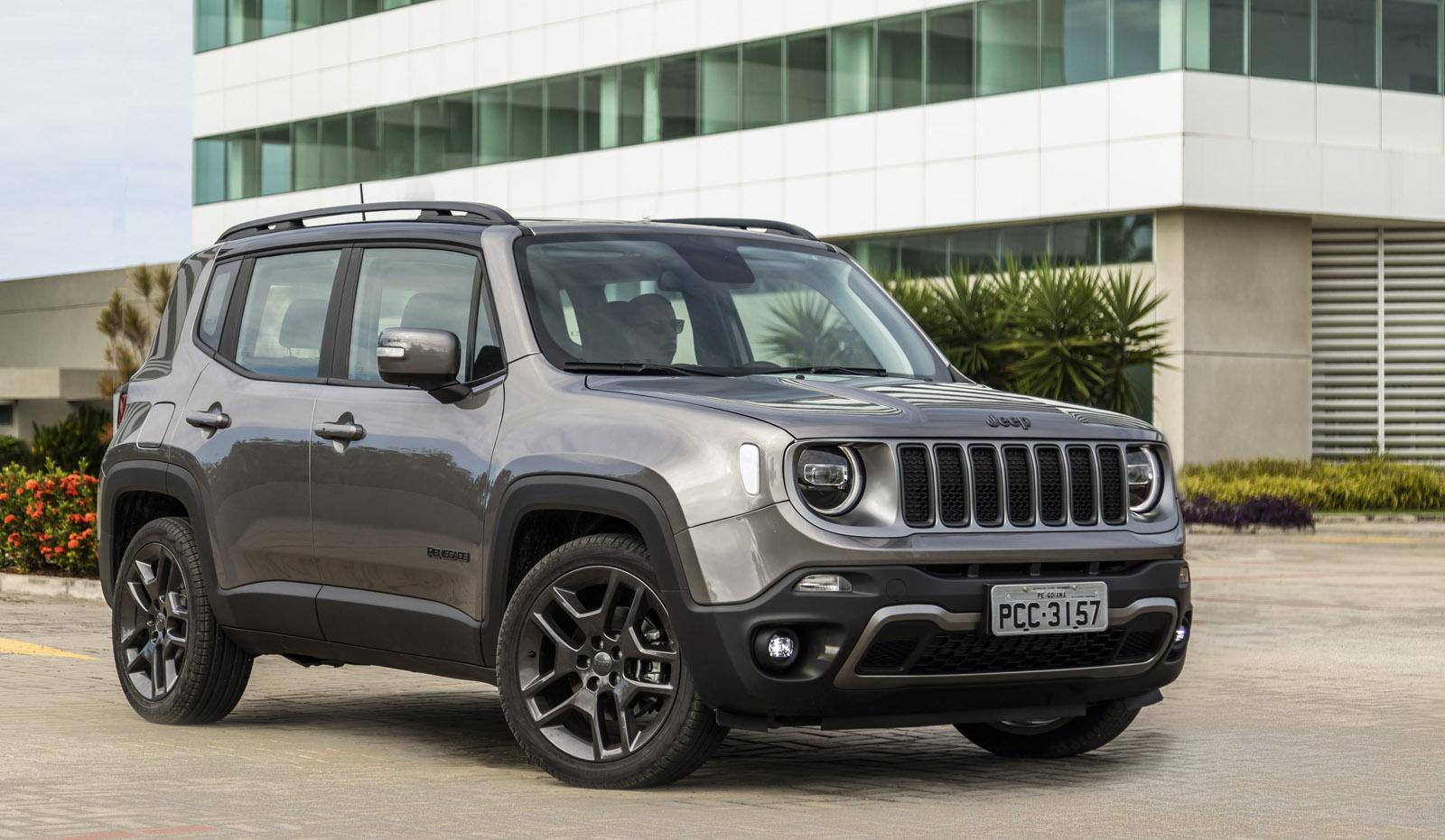 Jeep Renegade 2019 ganha reestilização, revisão nas ...