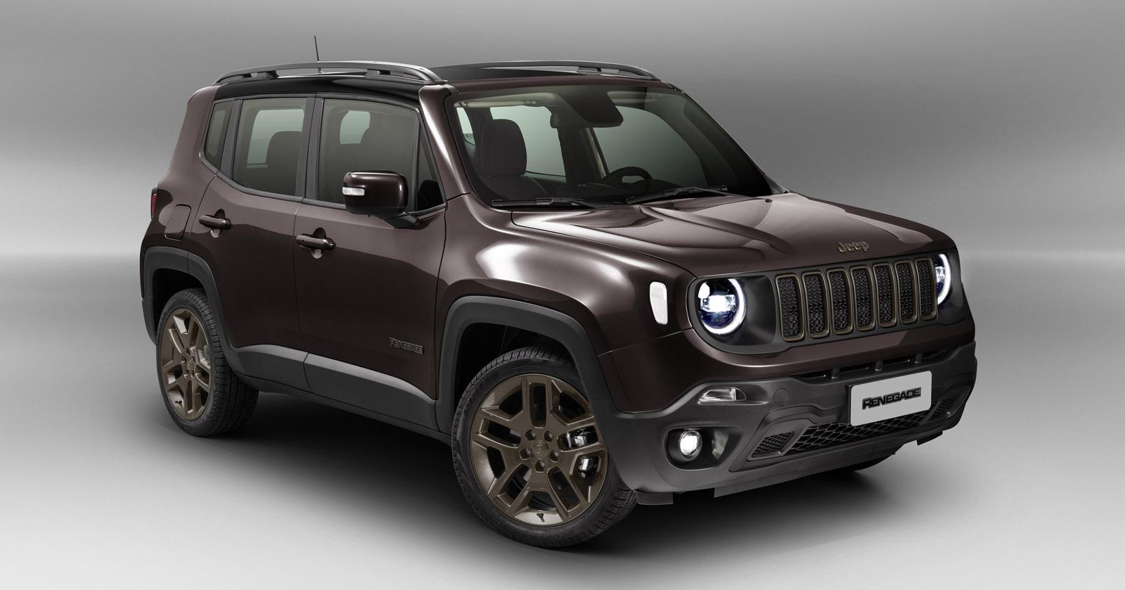 Jeep Renegade 2019 Ganha Reestilizacao Revisao Nas Versoes E Parte