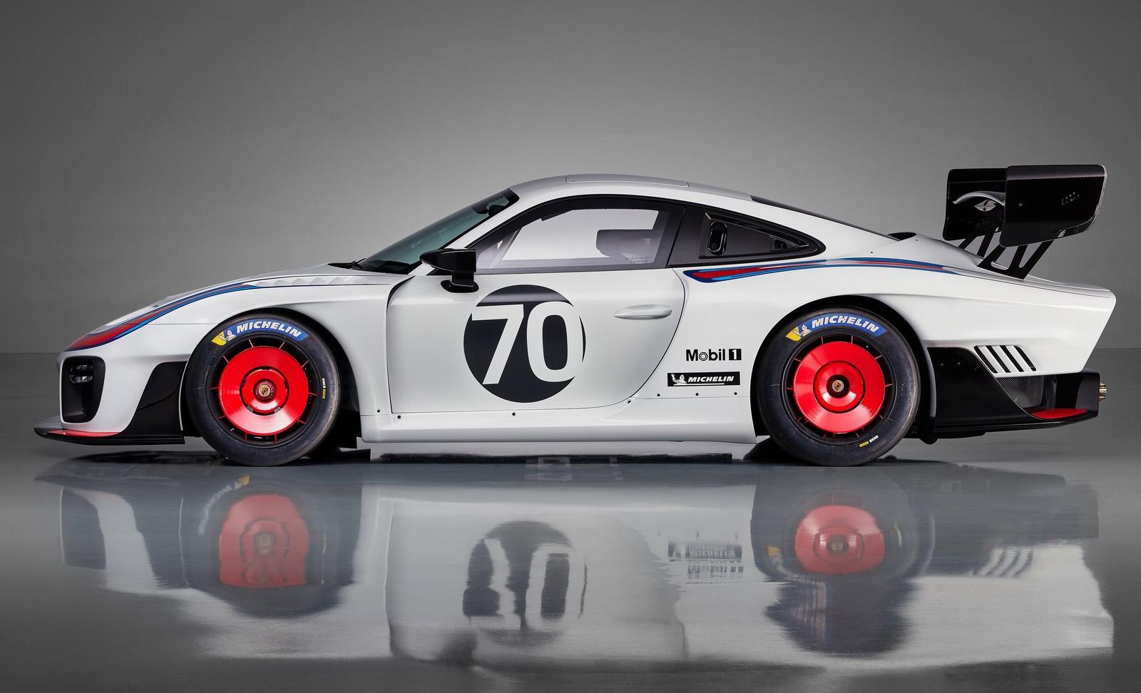 Porsche Recria O 935 Vencedor De Le Mans Em 1976 Com Base No 911 Rs Gt2 All The Cars