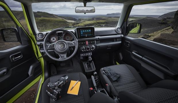 Suzuki Jimny Sierra 2019 Brasil - 03