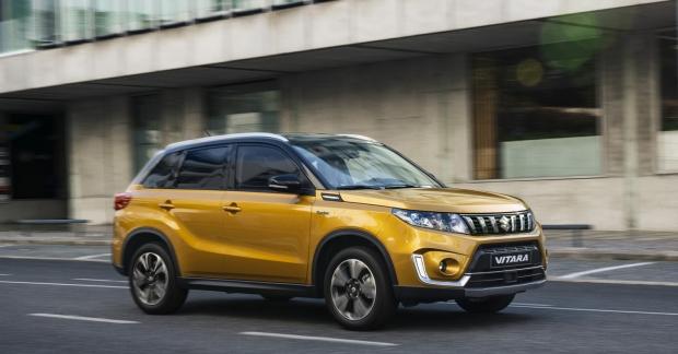 Suzuki Vitara 2019 Brasil - 02