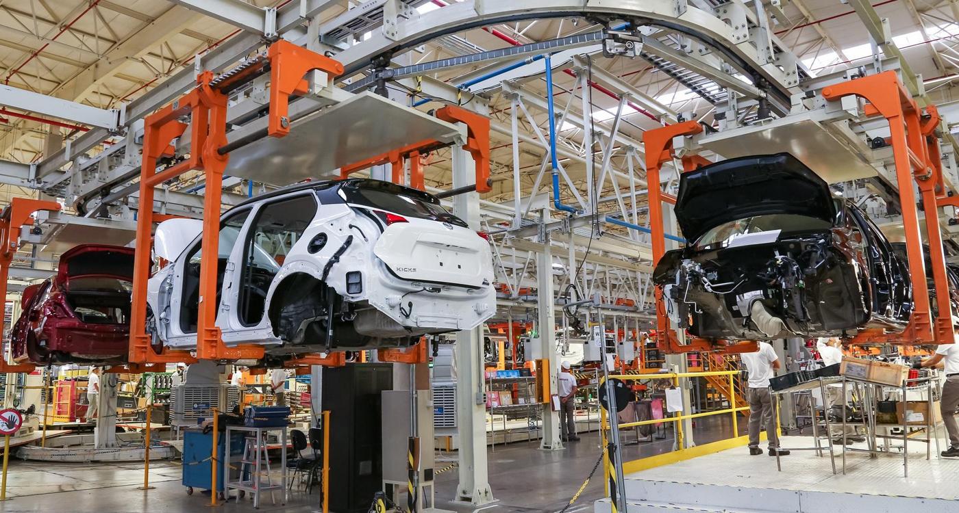 63c74870f Fábrica da Nissan em Resende (RJ) completa cinco anos de atividades ...