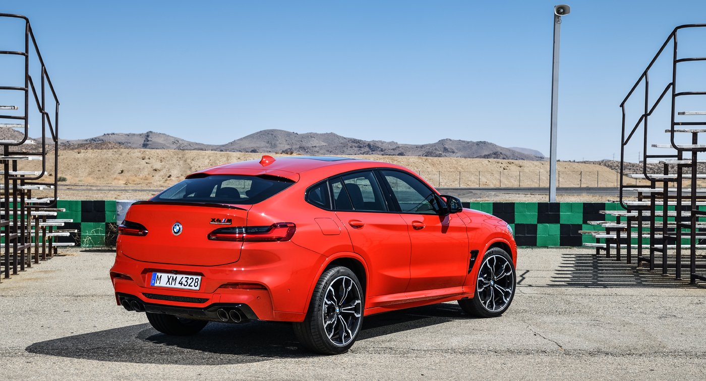 Bmw Apresenta Versoes M Competition Dos Suvs X3 E X4 All The Cars