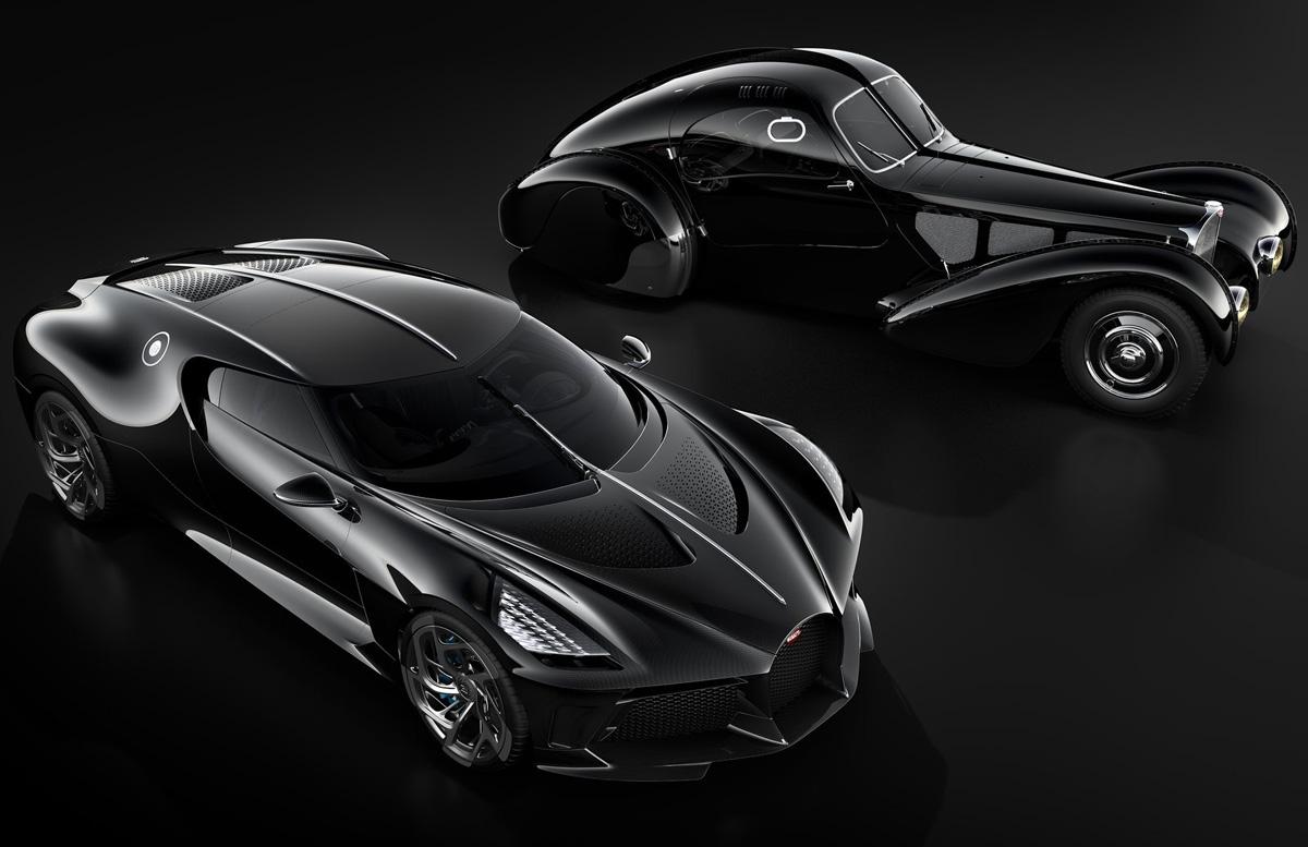 Bugatti Apresenta La Voiture Noire Em Homenagem Ao Type 57sc Atlantic All The Cars