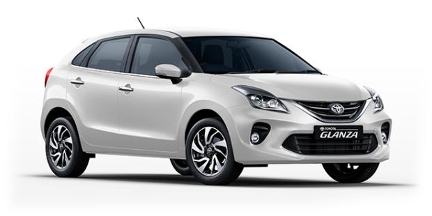 Toyota Glanza India