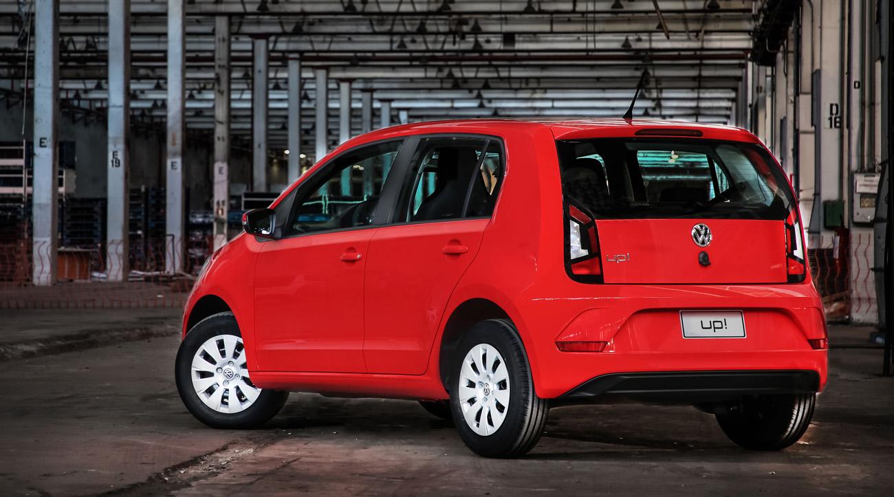 Volkswagen Enxuga Up Na Linha 2020 Cambio I Motion Da Adeus All