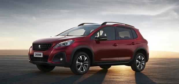 Peugeot Oficializa 2008 Reestilizado No Brasil; SUV Parte