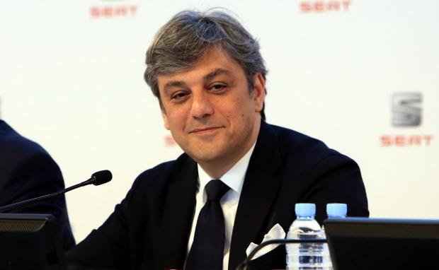Luca-de-Meo Seat CEO
