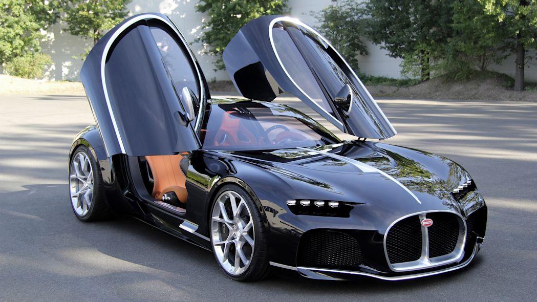 Bugatti Revela Projetos Como O Atlantic Moderno Que Quase Chegaram As Ruas All The Cars