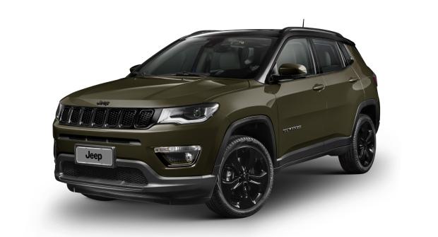 aguardando reestilização jeep compass chega à linha 2021