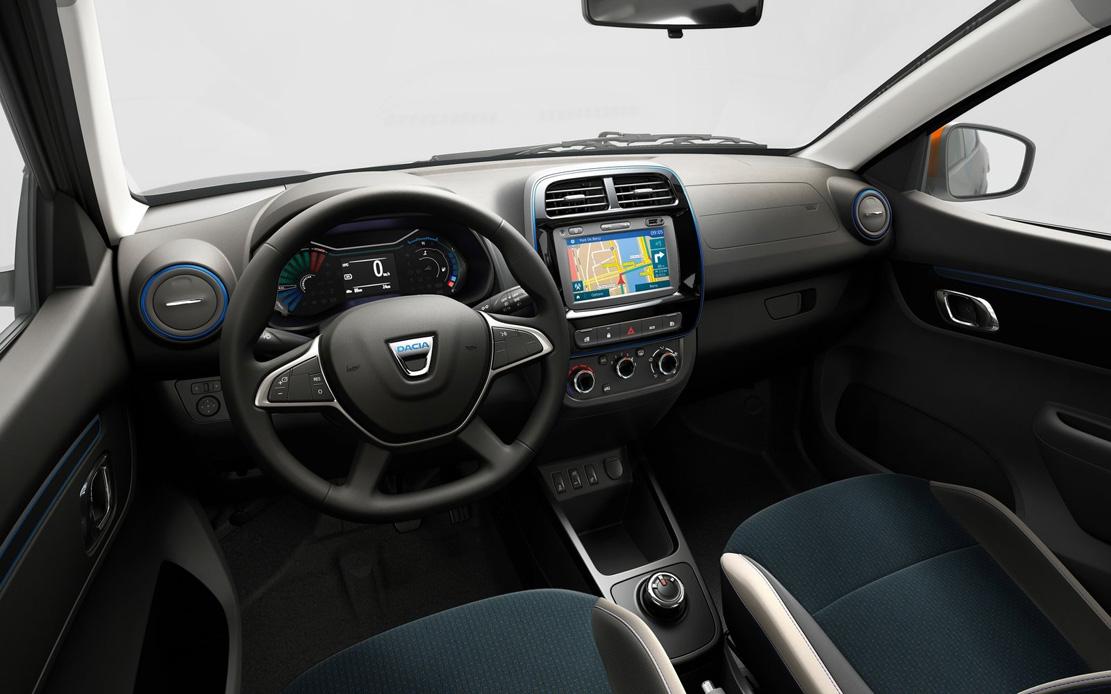 Dacia Oficializa Eletrico Spring Modelo Deriva Do Renault K Ze Kwid Chines All The Cars