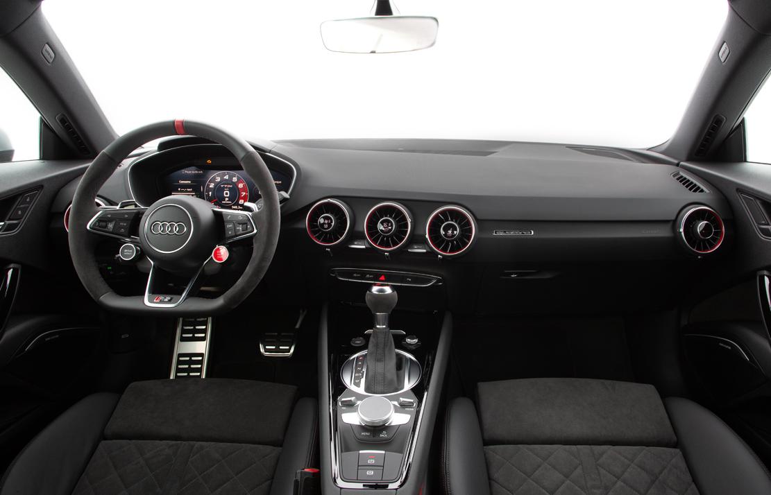 Audi Tt Rs Chega Por R 442 990 All The Cars