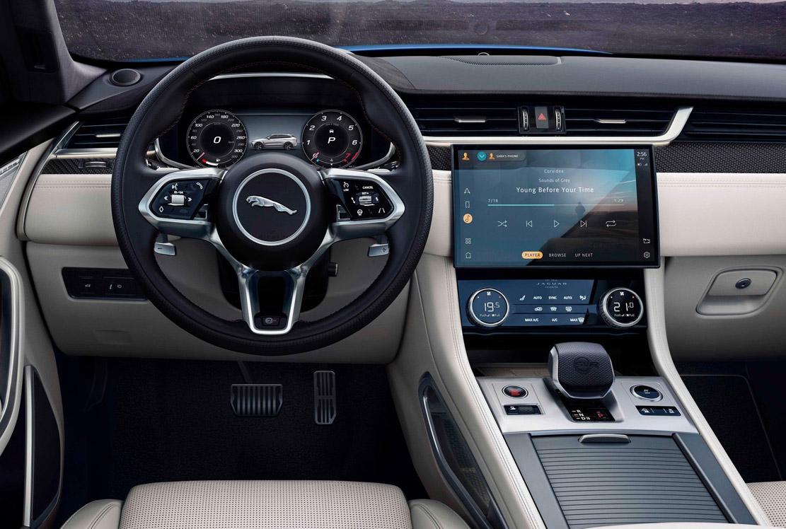 Jaguar Retoca F Pace Svr All The Cars