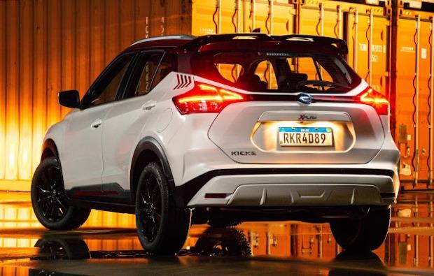 Nissan Kicks estreia série limitada XPlay por R$ 122.990